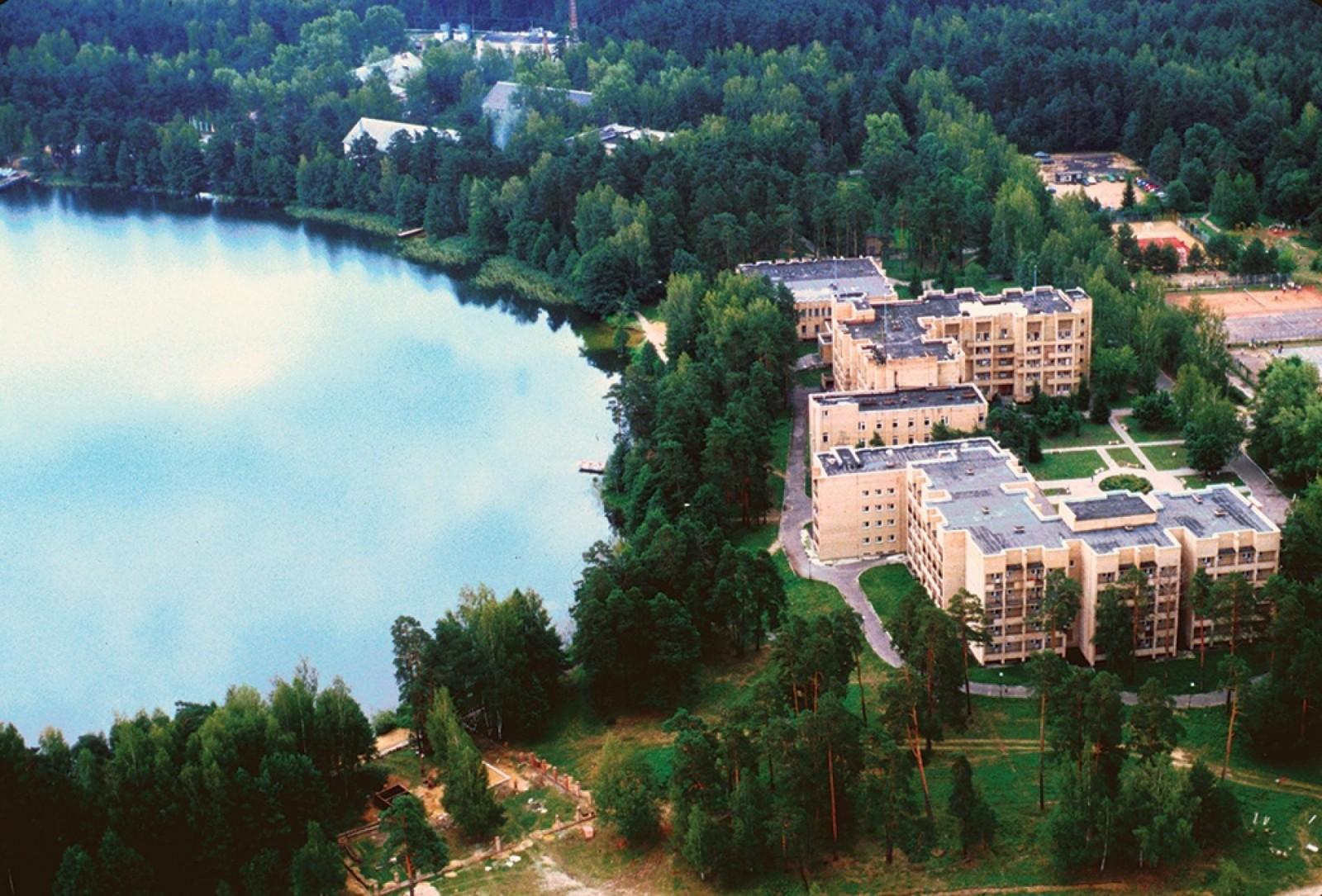 Боровое озеро ногинский район фото