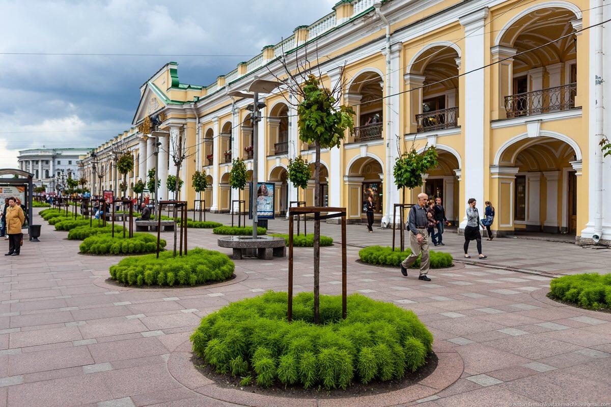 маленьких гостиный двор в санкт-петербурге картинки часть города, ограниченная